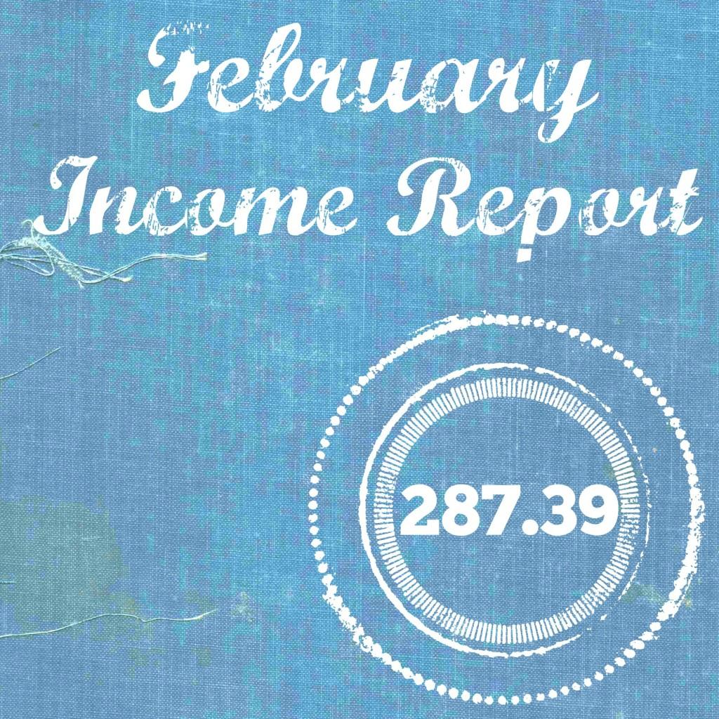 Feb. 15 Income Report