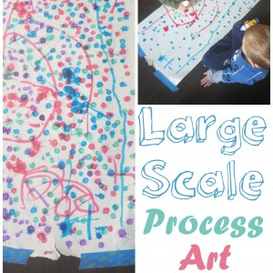 Large Scale Process Art S