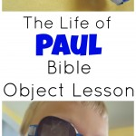 Activity for the Jesus Storybook Bible: The Life of Paul