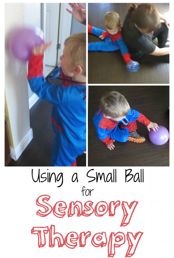 Small Ball for Sensory Therapy