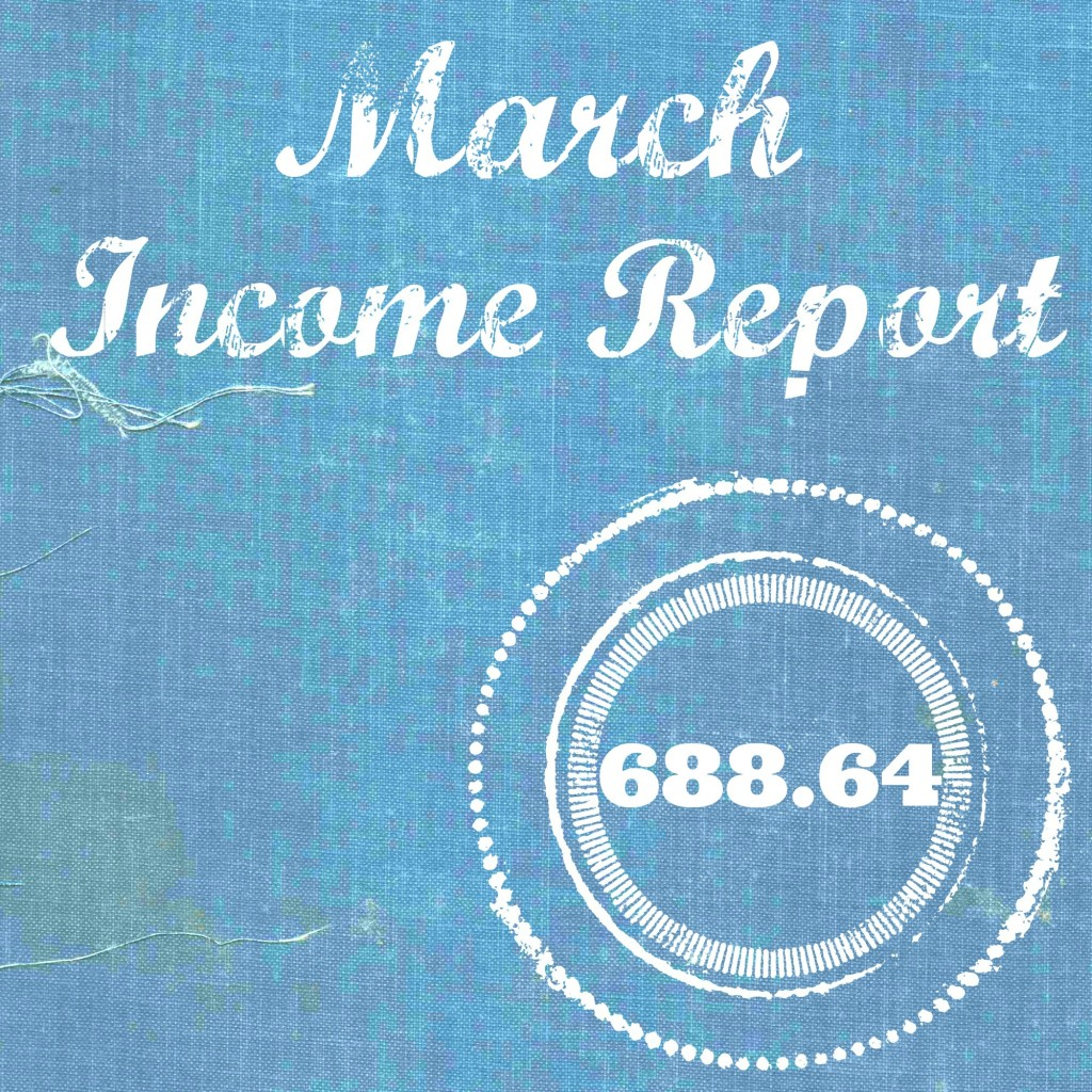 Income Report Mar. '15