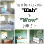 "How to Take a Room from ""Blah"" to ""Wow!"" in ONE Step"