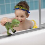 Four Tips to Surviving Bath Time with Kids with Sensory Processing Disorder