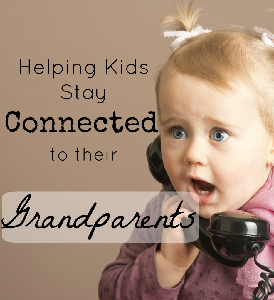 Grandparenting Long Distance