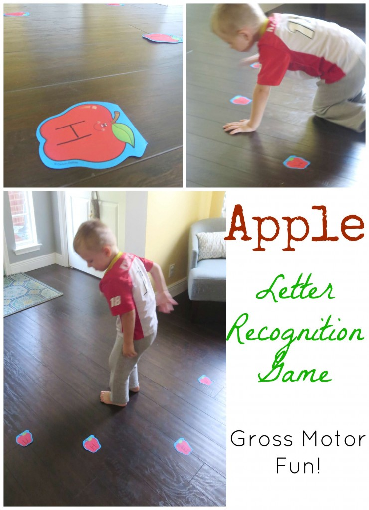 Apple Theme Letter Recognition