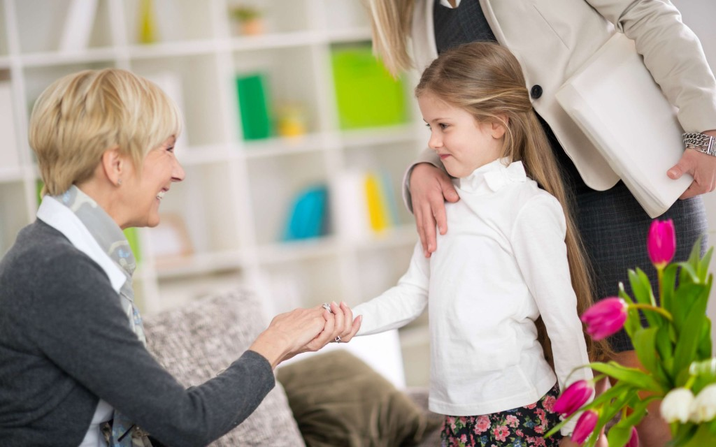 Helping Grandparents Understand Sensory Processing Disorder