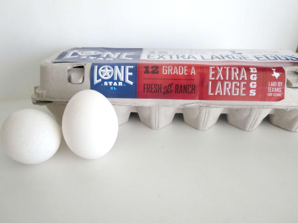 lone star eggs