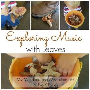 Leaves and the Exploration of Music