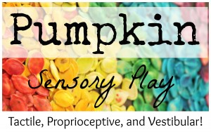 Pumpkin Sensory Play FB