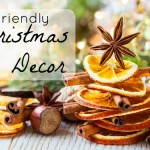 Eco-Friendly Christmas Decor