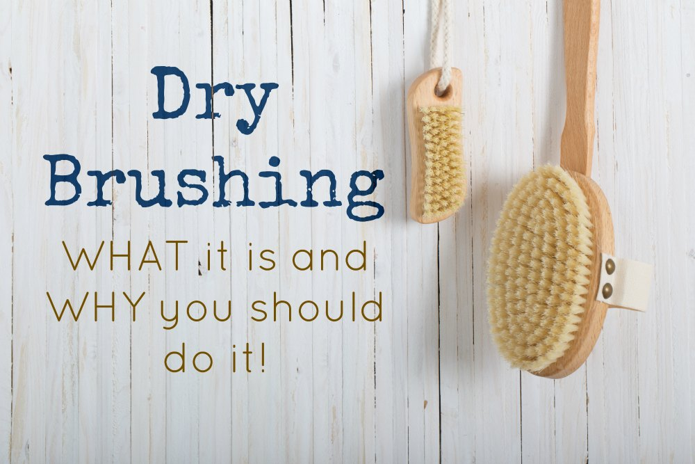 Dry Brushing Benefits: What it is and Why You Should try it!