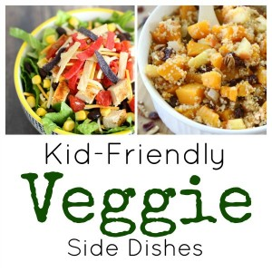 Veggie Side Dishes Sq
