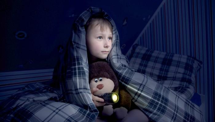 Helping an Anxious Child Sleep