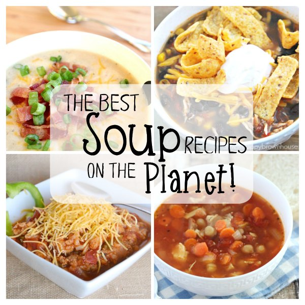 Soup Recipe Sq