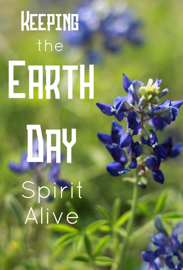 Earth Day Alive