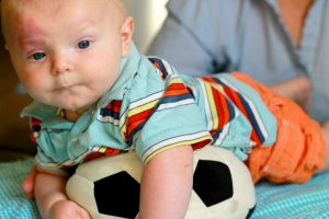 How to Strengthen Your Baby's Body and Brain: Simple Sensory Activities for Babies