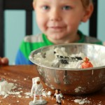 How to Enjoy Messy Play and Learning with Kids