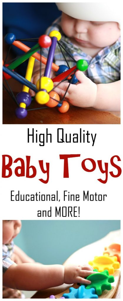 Baby Toys Educational