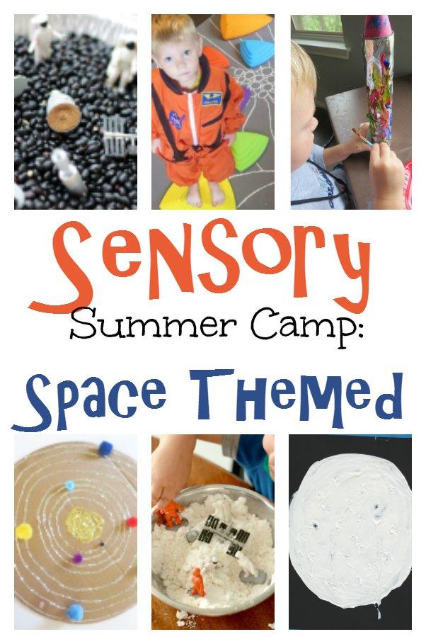 Sensory Summer Camp