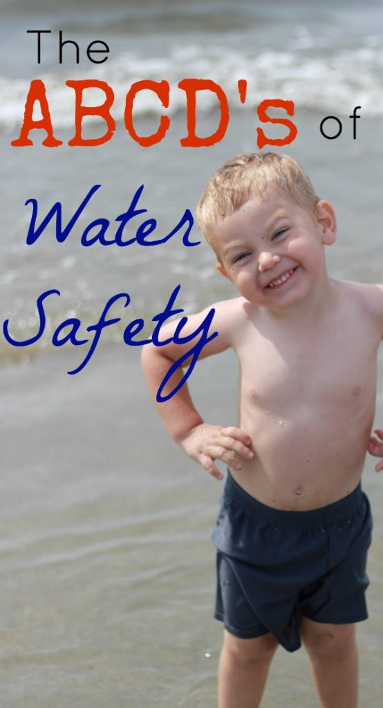 Water Safety Rules