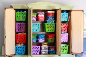 Don't Forget These Things When Planning Your Homeschool Room