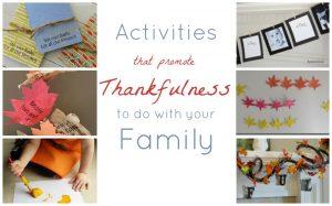 15 Decorative Ways to Promote Thankfulness