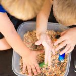 Why Sensory Bins Help Kids with SPD