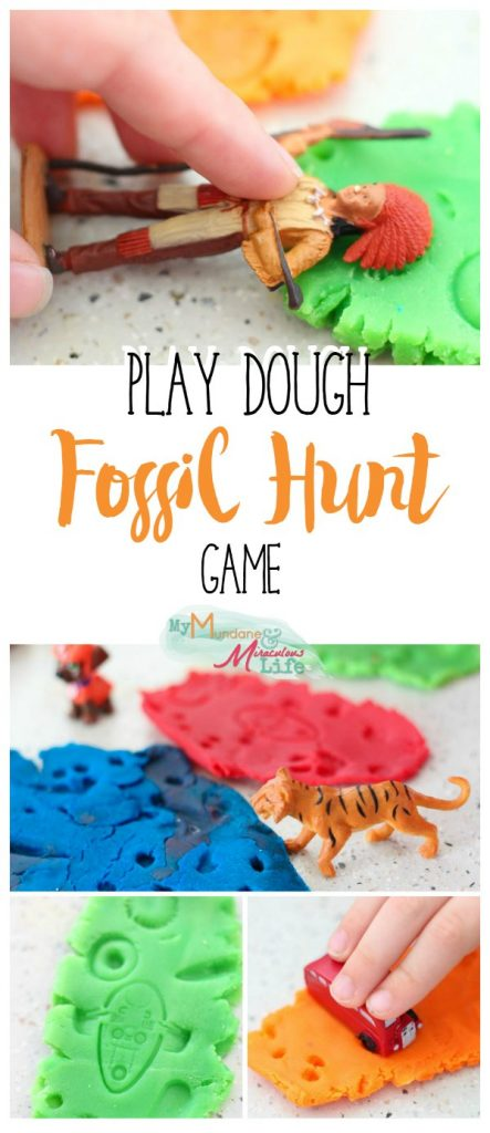 fossil-hunt-play-dough-game