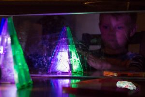 Mirror and Light Science Exploration for Preschoolers