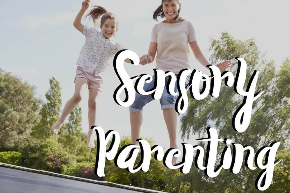 Sensory Parenting Front Page
