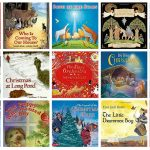 24 Days of Christmas Books for Advent