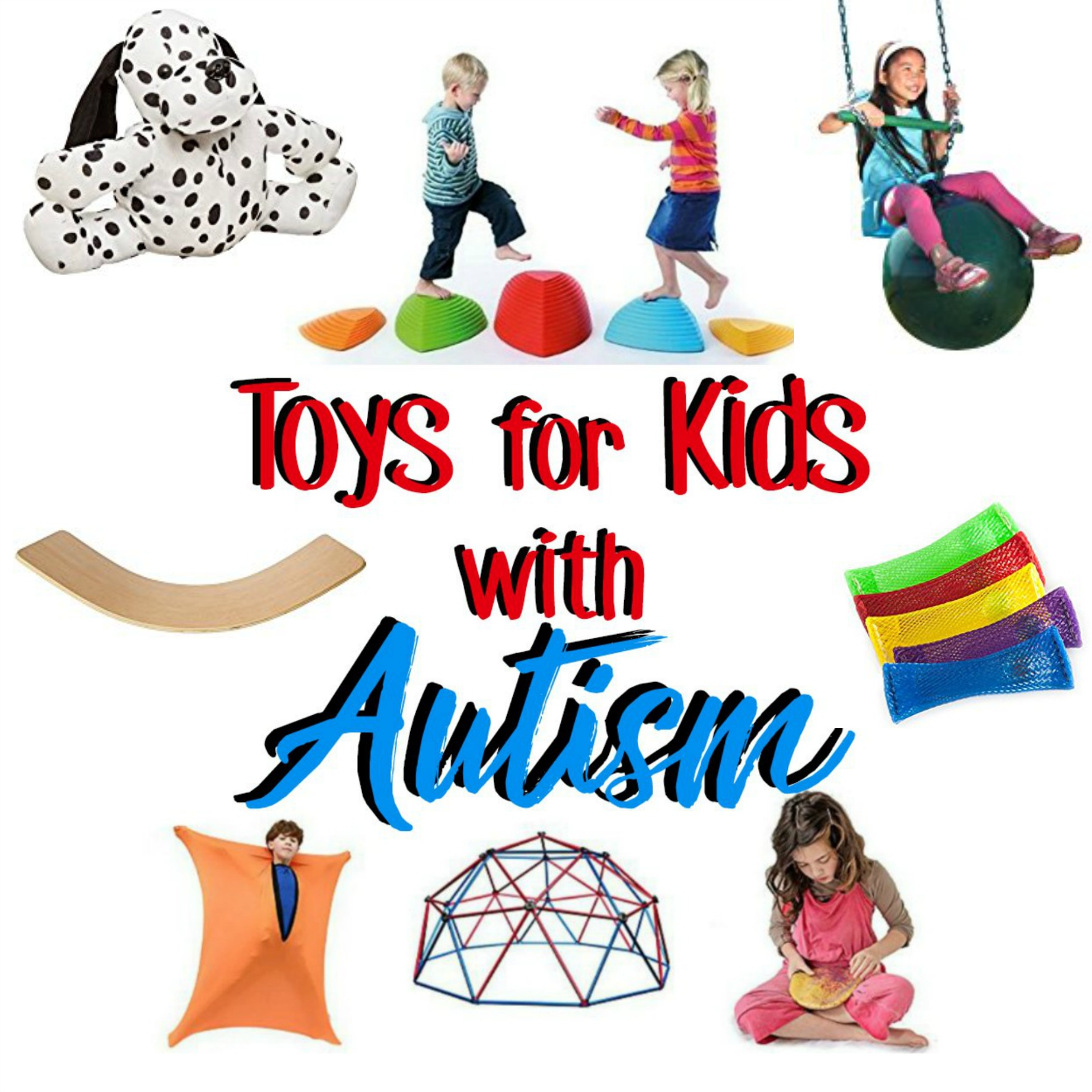 The Ultimate List of Sensory Toys for Autistic Children on the Planet