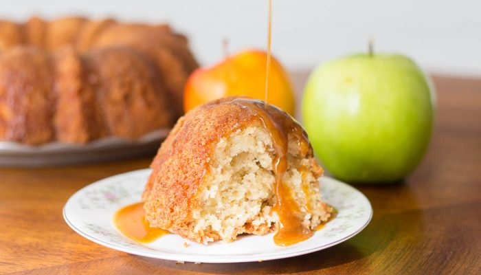 Ultra Moist Apple Cake Recipe