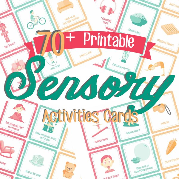 Sensory Activities Cards Sq Image