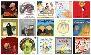 Books about Asian Cultures for Grade Schoolers