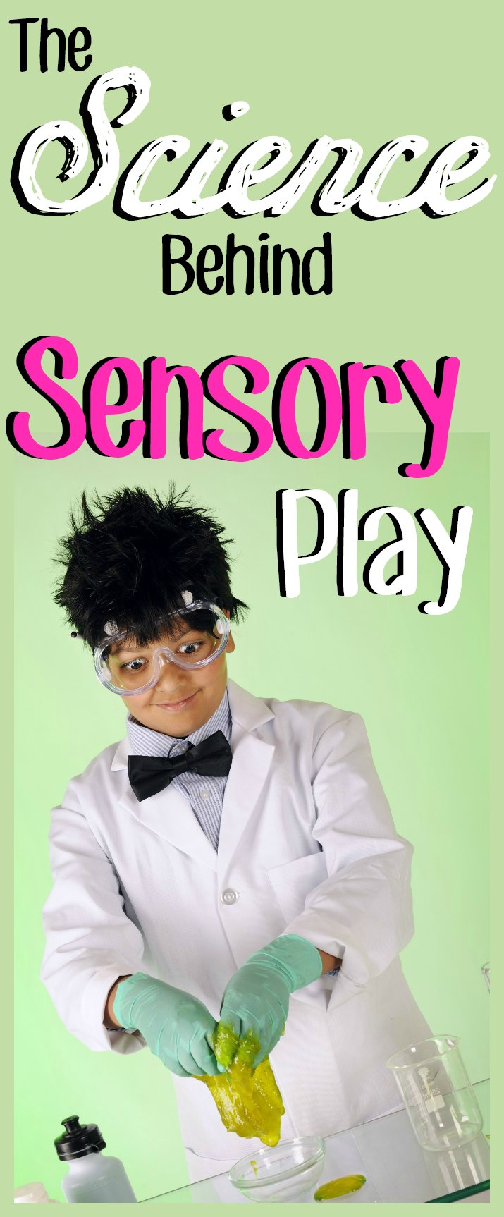 The Science Behind Sensory Activities: Don't Miss These