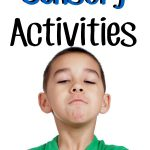 When Children Refuse to Do Sensory Activities