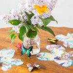 Butterfly Sensory Activity and Craft