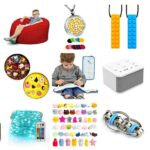 How to Stock a Calm Down Bin: Sensory Calming Toys