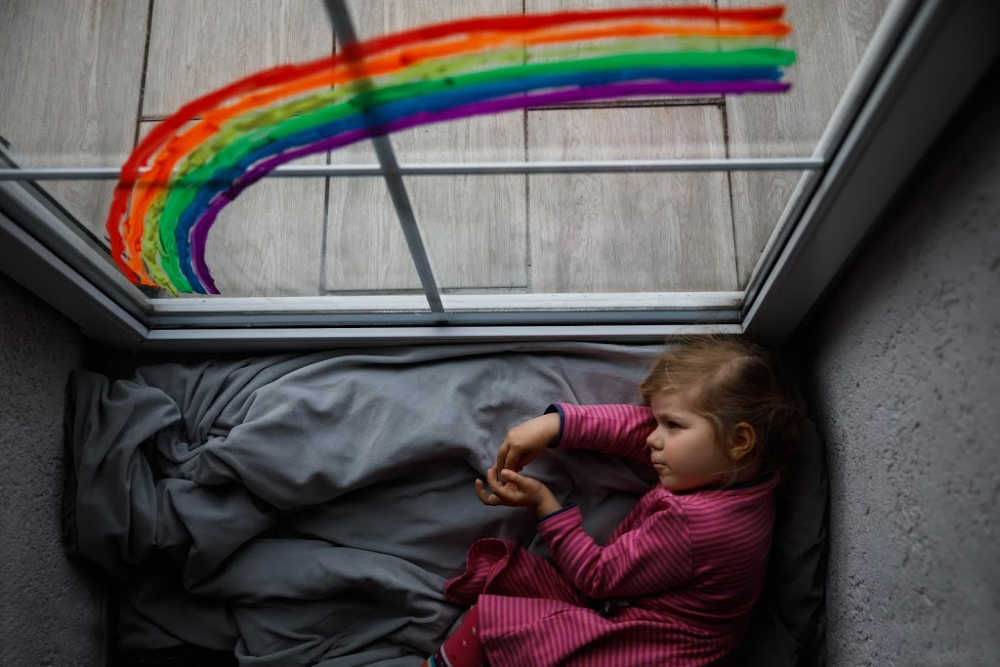 Getting Sensory Needs Met While Sheltering in Place
