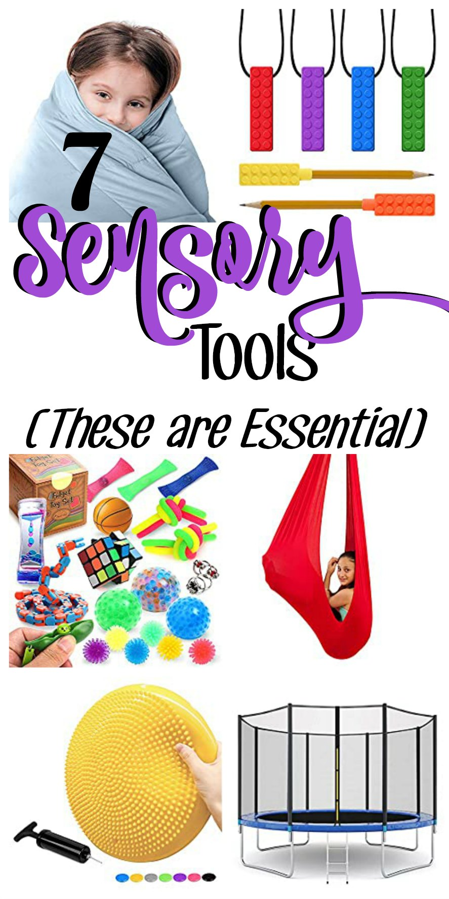 Effective and Versatile Sensory Toys Every Single Home Should Have