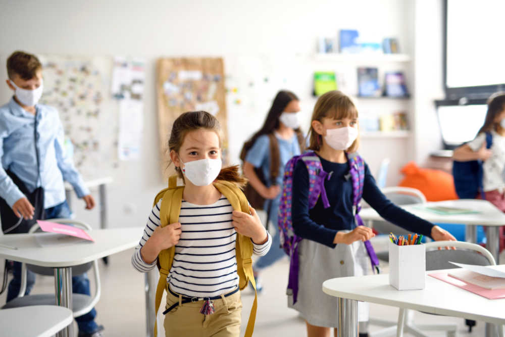Helping Kids Wear a Mask if They Have Autism or Sensory Processing Disorder